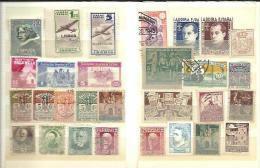 ESPAÑA - 1931-Aujourd'hui: II. République - ....Juan Carlos I
