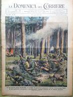 La Domenica Del Corriere 23 Luglio 1944 WW2 Foreste Finlandia Bandiera Maometto - Oorlog 1939-45