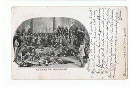 CYRANO DE BERGERAC Acte IV, CARTE PRECURSEUR 1900 - Teatro