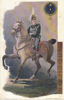ITALIA - MILITARE - Leggi Testo, Litho Animata,1900 Circa - 2020-D-11 - Regimente