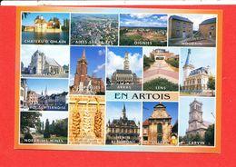 62 EN ARTOIS Cp Multivues  Edit Mage   Format 15 Cm X 10.5 Cm - France