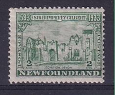 Newfoundland: 1933   350th Anniv Of Humphrey Gilbert's Annexation  SG237   2c    MH - 1908-1947