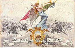 ITALIA - MILITARE - Leggi Testo, Litho Animata, Viag.1904 Fran. Raschiato - 2020-D-16 - Regimente