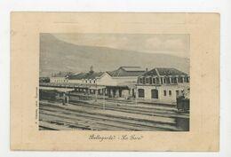 CPA: 01 - BELLEGARDE - LA GARE - - Bellegarde-sur-Valserine