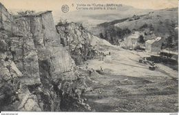 BARVAUX ..-- Carrière De Pierre à Chaux . - Durbuy