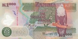 Zambie : 1000 Kwacha 2004 En Plastique UNC - Zambia