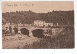 België - Bomal Sur Ourthe - Pont De L Ourthe Et La Gare - 1933 - Belgium