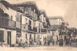 Fuenterrabia (Espagne) - Calle Santiago - Barrio De La Marina - Guipúzcoa (San Sebastián)