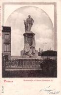 Vicenza (Italie) - Monumento A Vittorio Emanuele II - Vicenza