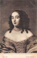 Bruxelles (Belgique) - Musée - Mignard - Portrait Présumé De Ninon De Lenclos - Bélgica