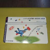 Israel-(bzp22)-orpark-(tirage-2.035)-mint Card+1card Prepiad Free - Israele