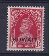 Kuwait: 1939   KGVI   SG38    1a      MH - Koweït