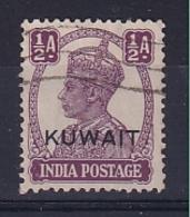 Kuwait: 1945   KGVI    SG53    ½a      Used - Koweït