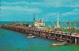 SAINT-MARTIN. - Pier Of Philipsburg's Harbour - Saint-Martin
