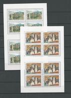 2003 MNH Ceska Republika, Kleinbogen,  Postfris - Blokken & Velletjes