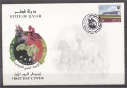 Quatar 2007, Meeting Of The Pan-Arab Equestrian Federation - Doha, FDC - Qatar