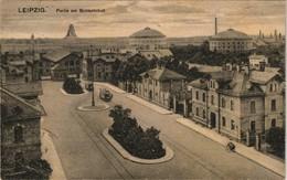 Ansichtskarte Leipzig Partie Am Schlachthof 1927 - Leipzig