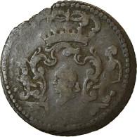 Monnaie, États Italiens, CORSICA, General Pasquale Paoli, 4 Soldi, 1766 - Corsica (1736-1768)