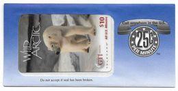 GTI  U.S.A. Fauna, $10 Prepaid Phone Card, SAMPLE, # Gti-5 - Schede Telefoniche
