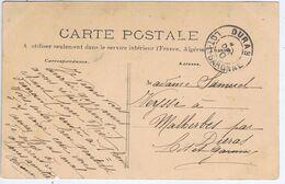 LOT Et GARONNE - Cachet Manuel DURAS De DEC 10 - Postmark Collection (Covers)