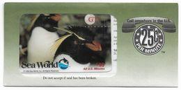 GTI  U.S.A., Fauna, $10 Prepaid Phone Card, SAMPLE, # Gti-7 - Schede Telefoniche