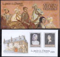 FRANCE - Les Grandes Heures De L'histoire De France 2019 Feuillet Souvenir - Souvenir Blocks
