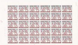 1246 - XX - ESCRIMEURS ST MICHEL- PL 4 - - Feuilles Complètes