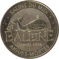 2020 MDP134 - AIGUES-MORTES - Les Salins Du Midi 8 (la Baleine Depuis 1934) / MONNAIE DE PARIS 2020 - Monnaie De Paris