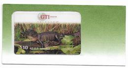 GTI  U.S.A., Fauna, $10 Prepaid Phone Card, SAMPLE, # Gti-10 - Schede Telefoniche
