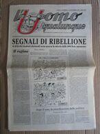- L'UOMO QUALUNQUE N 1 / 1997 DI LUCIANO LAMI / PERSONAGGIO FAMOSO IN R.S.I. - Libri, Riviste, Fumetti