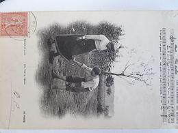 Carte Postale De Saint-Céré, Chanson Du Quercy, Les Esclots - Saint-Céré
