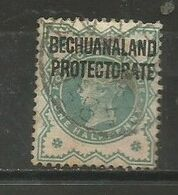 Bechuanaland Protectorate - 1902  Queen Victoria Overprint 1/2d Used  SG 60 - Bechuanaland (...-1966)