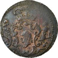 Monnaie, États Italiens, CORSICA, General Pasquale Paoli, 4 Soldi, 1765 - Corsica (1736-1768)