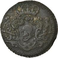 Monnaie, États Italiens, CORSICA, General Pasquale Paoli, 4 Soldi, 1764 - Corsica (1736-1768)