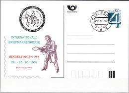Cesca, 1997, P 26-A 6, SINDELFINGEN - Ganzsachen