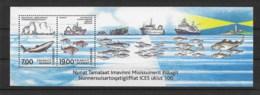 Grönland 2002 Fische Block 24 ** - Greenland