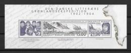 Grönland 2003 Rasmussen Block 25 ** - Nuovi