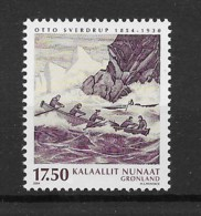 Grönland 2004 Otto Sverdrup Mi.Nr. 411 ** - Greenland