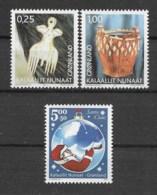 Grönland 2003 Mi.Nr. 400/01 Kpl. Satz + 402 ** - Greenland
