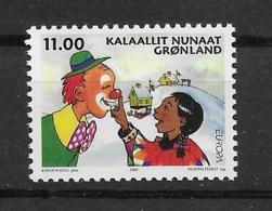 Grönland 2002 Europa Mi.Nr. 385 ** - Greenland