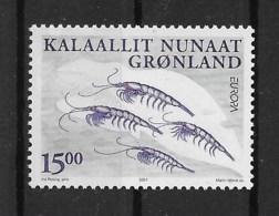 Grönland 2001 Europa Mi.Nr. 368 ** - Greenland