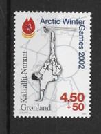 Grönland 2001 Sport Mi.Nr. 365 ** - Greenland