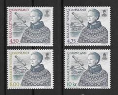 Grönland 2000 Königin Mi.Nr. 351/54 Kpl. Satz ** - Greenland