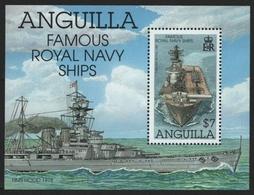 Anguilla 2002 - Mi-Nr. Block 107 ** - MNH - Schiffe / Ships - Anguilla (1968-...)
