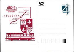 Cesca, 1997, P 26, Railway Locomotive, STUDENKA - Ganzsachen