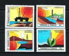 Trinidad Y Tobago Nº 396/9 Nuevo - Trinidad & Tobago (1962-...)