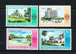 Trinidad Y Tobago Nº 367/71 Nuevo - Trinidad & Tobago (1962-...)