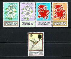 Trinidad Y Tobago Nº 362/5-366 Nuevo - Trinidad & Tobago (1962-...)