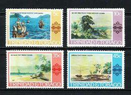 Trinidad Y Tobago Nº 349/53 Nuevo - Trinidad & Tobago (1962-...)