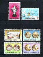 Trinidad Y Tobago Nº 343/6-347/8 Nuevo - Trinidad & Tobago (1962-...)